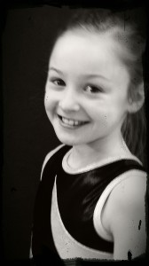 Julia Allford Coalville Gymnastics Club